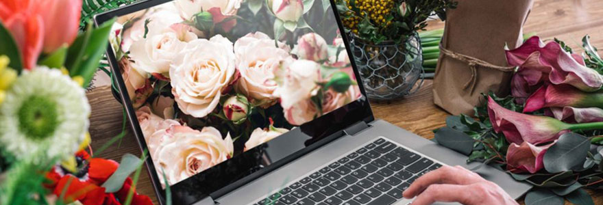 Entreprises de fleuristes en ligne