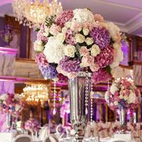 Thèmes floraux du mariage